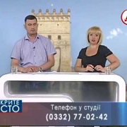«Відкрите місто»: Григорій Недопад (ефір від 31.05.2017)