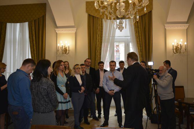 Лучани переймали досвід у Львові (ФОТО), фото-2