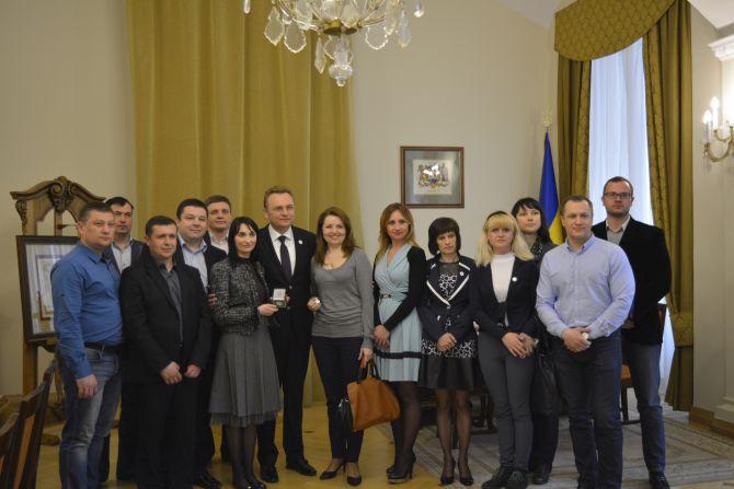 Лучани переймали досвід у Львові (ФОТО), фото-3