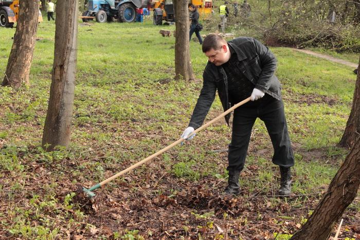 У Луцьку влаштували масове прибирання (ФОТО), фото-6