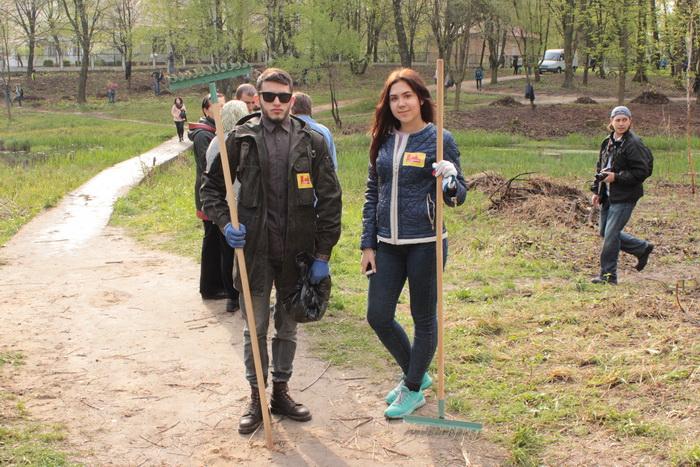 У Луцьку влаштували масове прибирання (ФОТО), фото-3