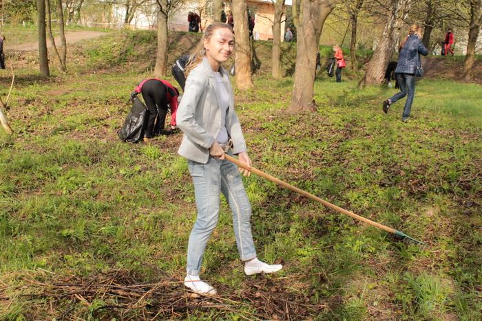 У Луцьку влаштували масове прибирання (ФОТО), фото-12