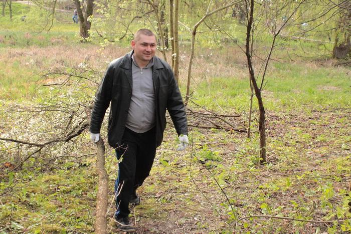 У Луцьку влаштували масове прибирання (ФОТО), фото-13