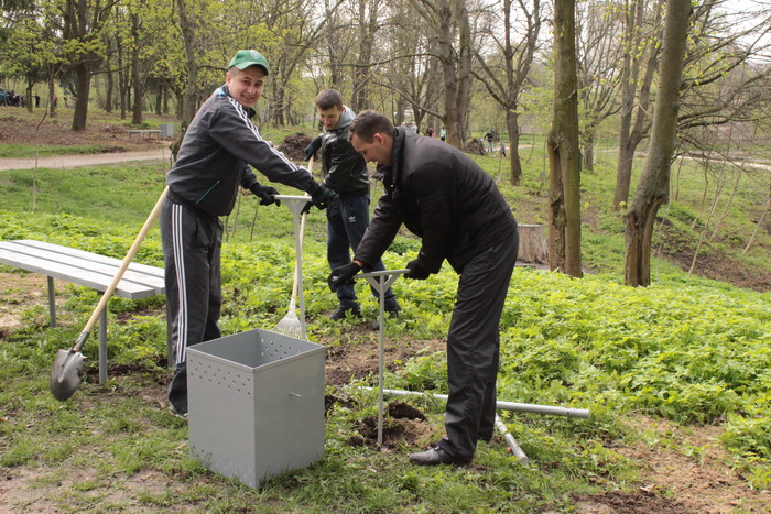 У Луцьку влаштували масове прибирання (ФОТО), фото-17