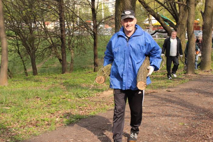 У Луцьку влаштували масове прибирання (ФОТО), фото-23