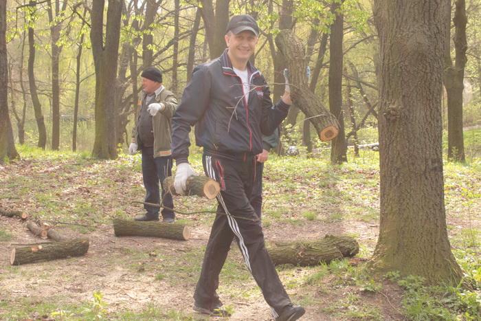У Луцьку влаштували масове прибирання (ФОТО), фото-26