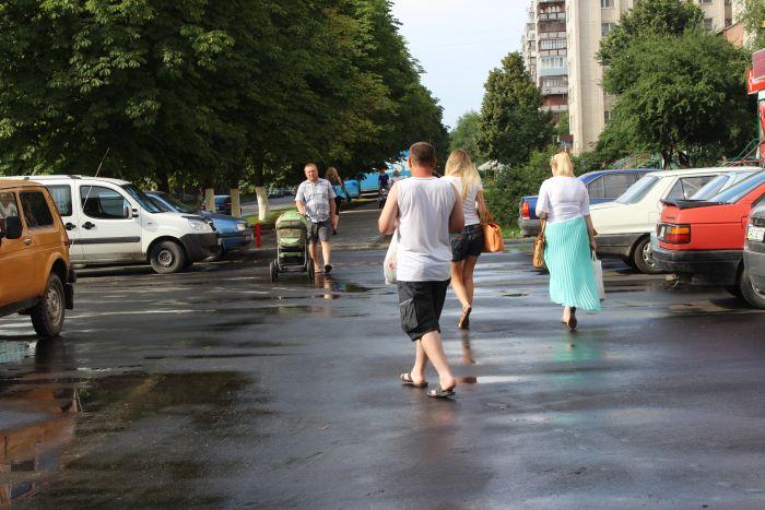 Тротуари на бульварі Дружби народів вартістю 706,0 тис. грн.(Фото), фото-4