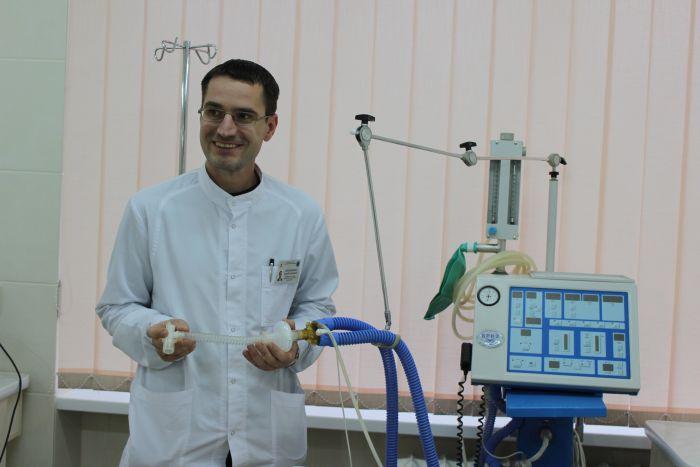 У Луцькій міській клінічній лікарні відкрито оновлене відділення реанімації(ФОТО), фото-8
