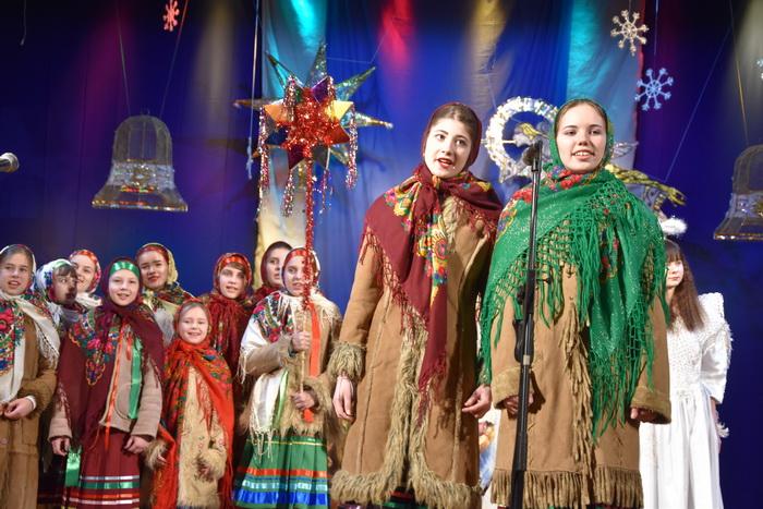 """Міський фестиваль вертепів """"З Різдвом Христовим!"""" об'єднав творчі колективи Луцька, фото-15"""