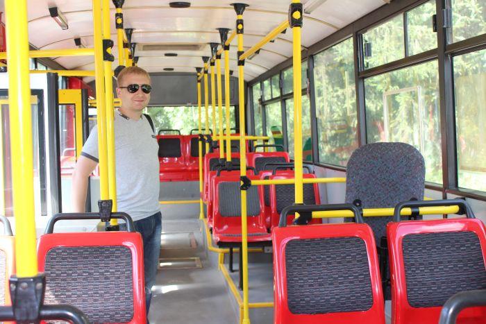 У Луцьку презентували шість тролейбусів, що курсуватимуть за маршрутом № 15, 15а(Фото), фото-2