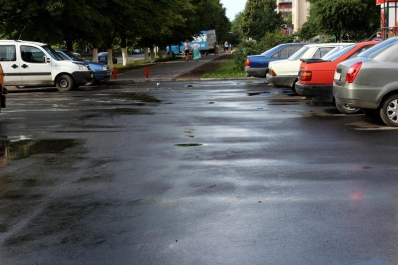 Тротуари на бульварі Дружби народів вартістю 706,0 тис. грн.(Фото), фото-2