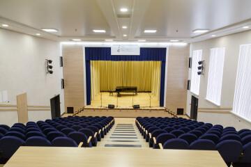 Учні Луцької музичної школи №1 ім. Фридерика Шопена отримали нову концертну залу