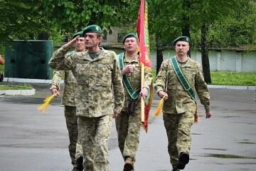 Відзначення з нагоди Дня прикордонника України