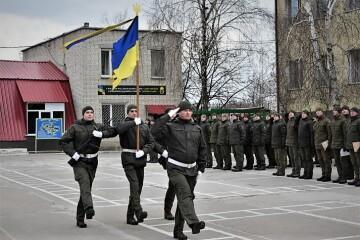 Відзначення з нагоди 5-ї річниці із дня створення Військова частина 1141  Національної гвардії України
