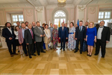 Delegation of Lutsk City Council took part in official celebration of Bialystok City Day