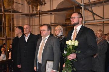 Керівництво Луцької міської ради вітає представників різних конфесій з Великоднем