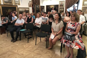 "A seminar-training ""Ways and methods of the heritage preservation of historical cities: Trakai experience to Lutsk"" took place in Lutsk."