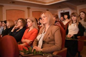 У Палаці культури міста Луцька відбулися урочистості з нагоди Дня місцевого самоврядування.