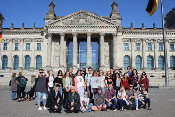 Delegation from Lutsk got acquainted with the youth policy of  the Lippe District (the Federal Republic of Germany)