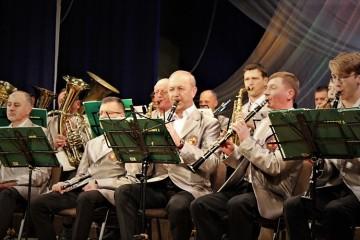 Духовому оркестру Палацу культури міста Луцька – 60 років!