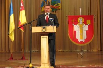 Звіт міського голови Миколи Романюка