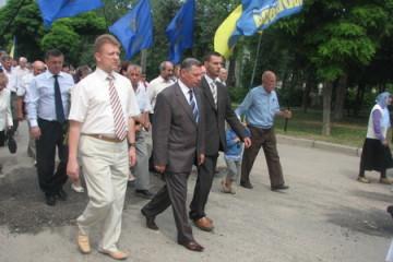 День пам'яті жертв розтрілу в'язнів у Луцькій тюрмі