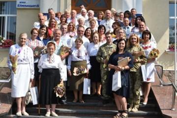 Урочистості з нагоди  27-ї річниці Незалежності України