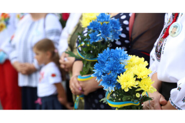 Lutsk has celebrated 29th anniversary of the Independence of Ukraine
