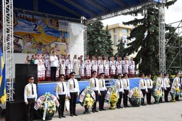 Урочистості з нагоди Дня Незалежності України