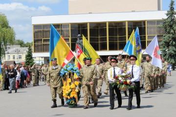 День вшанування пам'яті загиблих в АТО лучан