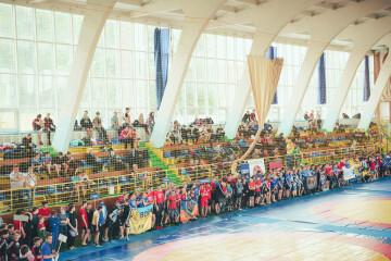У Луцьку  вперше відбувся Чемпіонат України з панкратіону і грепплінгу