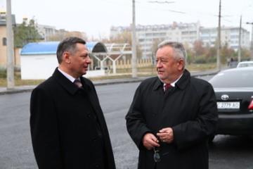У Луцьку ремонтні роботи на об'єктах дорожньої інфраструктури, заплановані на 2011-й,  виконано на 95 %