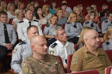 Вітання з нагоди Дня Національної поліції України