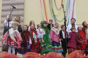 Великодень у Луцьку