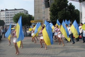 Луцьк святкує День Незалежності України