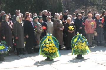 Міжнародний день звільнення в'язнів фашистських концтаборів