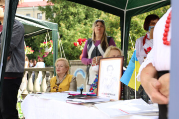 "Lutsk residents took part in the all-Polish action ""National Reading"""