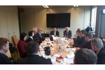 The delegation from Lutsk City Council visited the Lippe District (Federal Republic of Germany) to exchange experience