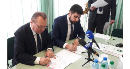 An Agreement on cooperation in a cross-border project  between Lutsk and Chełm  has been signed