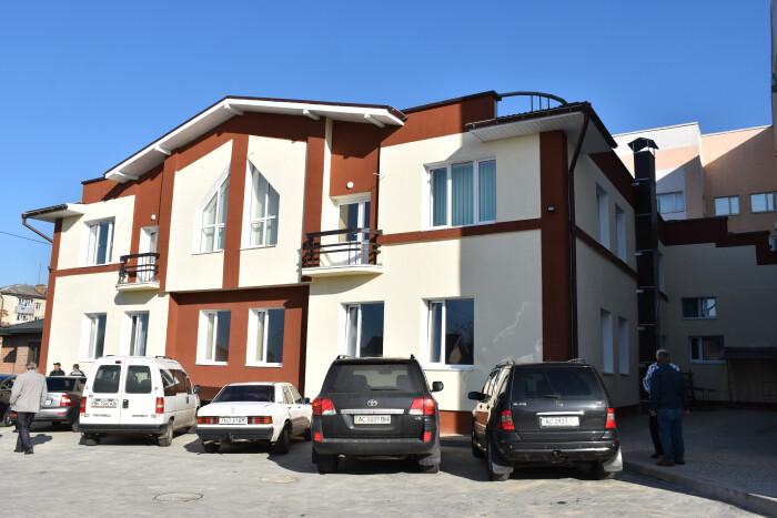 У Луцьку відкрили центр реабілітації учасників бойових дій