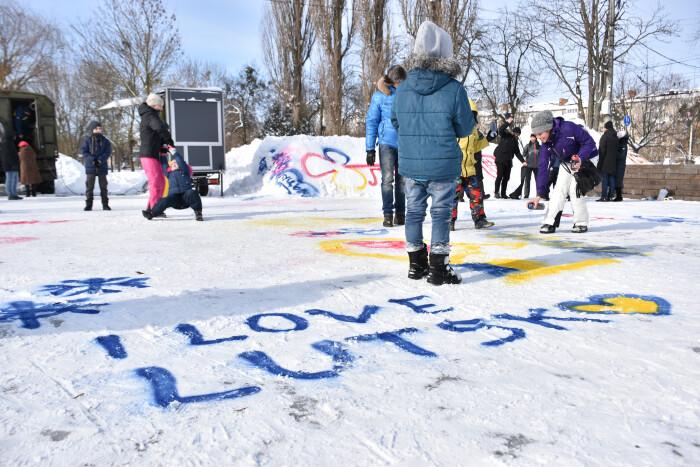 «Сніжна зима – 2021»: зимове дозвілля у Центральному парку