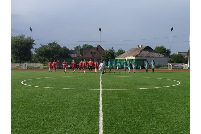 Результати 5-го туру чемпіонату міста Луцька з футболу