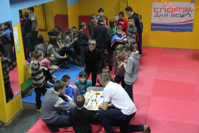Фестиваль спорту для мешканців центрального мікрорайону міста