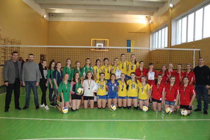 Результати чемпіонату міста Луцька із волейболу серед команд ПТНЗ та ВНЗ І-ІІ р.а.