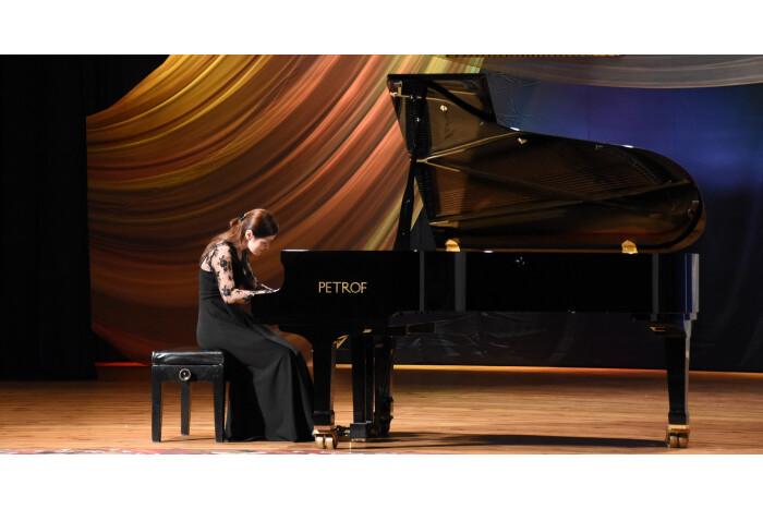 У Луцьку відбувся концерт фортепіанної музики
