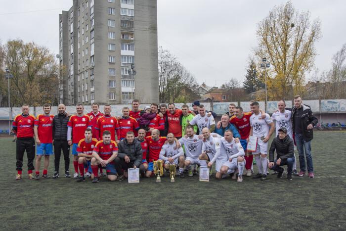 Відбувся фінал кубку міста Луцька з футболу- 2019