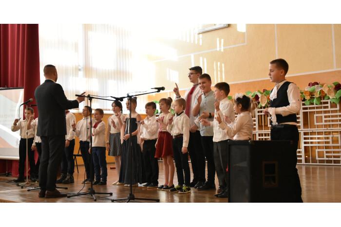 У луцькому навчально-реабілітаційному центрі відбулось міське свято «Школа має талант»