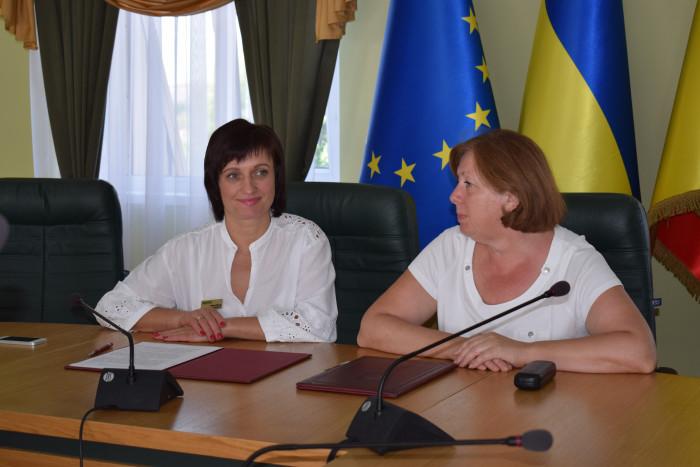 ЦНАП підписав меморандум про співпрацю з Волинським ЦППК
