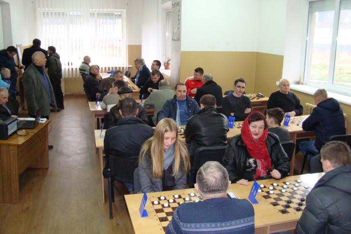 Відкритий бліц-турнір з шашок, присвячений Дню Соборності України