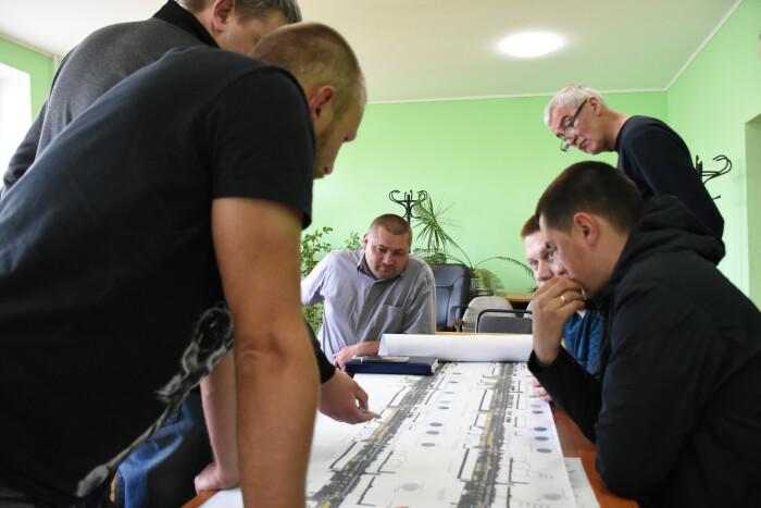 Відбулось засідання робочої групи з питань покращення транспортної інфраструктури міста